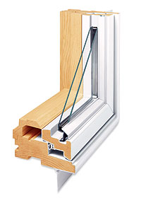 Building a dream windows doors builders websource for Andersen windows r value